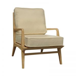 linen armchair for hire