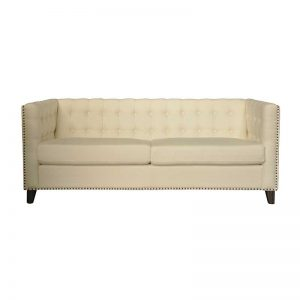 linen couch for hire